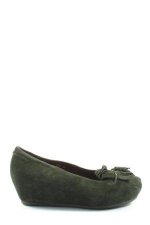 Logan Slip-on Shoes khaki casual look