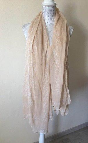 Armani Jeans Gebreide sjaal nude-room