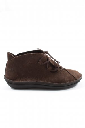 Loints of Holland Lace Shoes brown casual look
