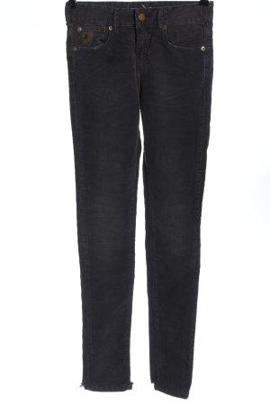 lois Dopasowane jeansy niebieski Elegancki