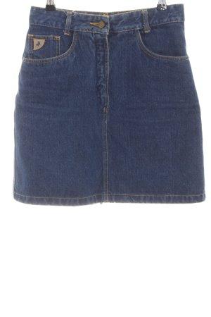 Lois Jeans Spijkerrok blauw casual uitstraling
