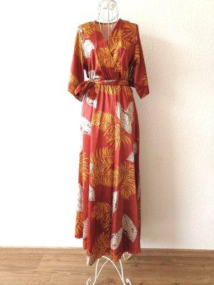 LOL Sommer Kleid Cognac