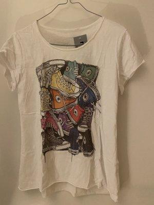 LOL T-Shirt NEU Aufdruck Strass Chucks