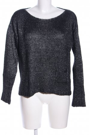 Lola by little West 8 Strickpullover schwarz Casual-Look