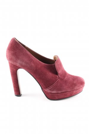 Lola cruz High Heels pink Casual-Look
