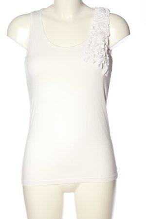 lola & liza Camisole blanc style décontracté
