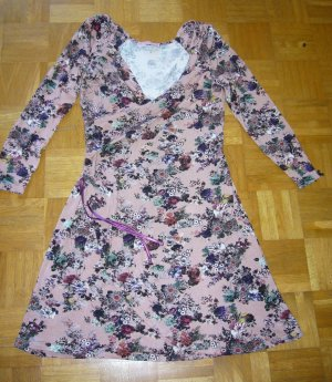 Himmelblau by Lola Paltinger Robe portefeuille multicolore polyester