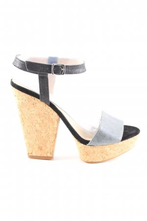 Lollipops High Heel Sandaletten mehrfarbig Casual-Look
