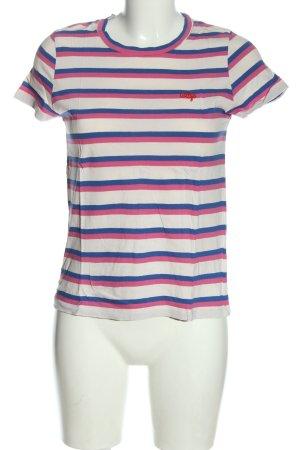Lollys Laundry Ringelshirt Streifenmuster Casual-Look