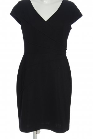 London Times Bleistiftkleid schwarz Business-Look