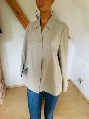 Bianca Blazer long beige clair