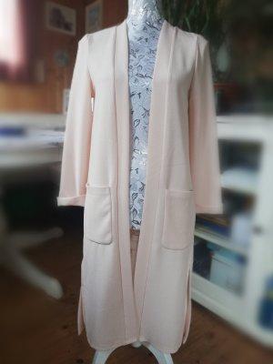 Long-Blazer langer leichter Mantel