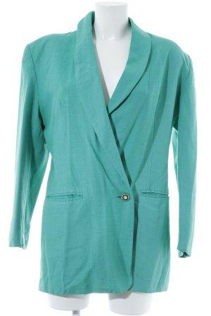 Long-Blazer mint Casual-Look