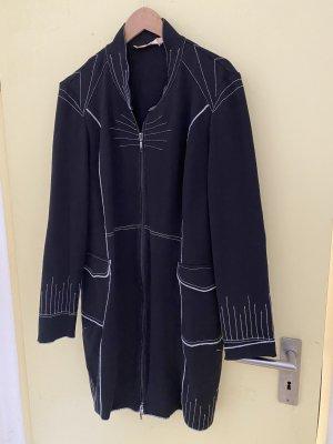 Biba Blazer long noir polyester