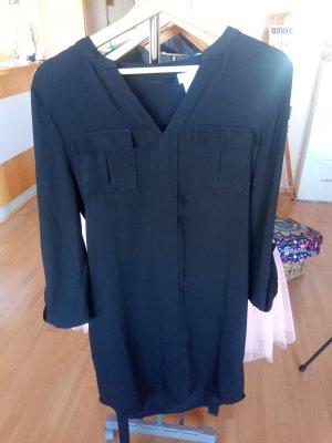 Long Bluse Blusenkleid