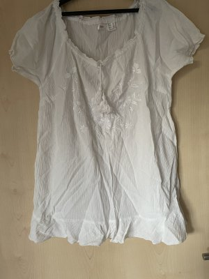 bpc bonprix collection Blusa Crash bianco