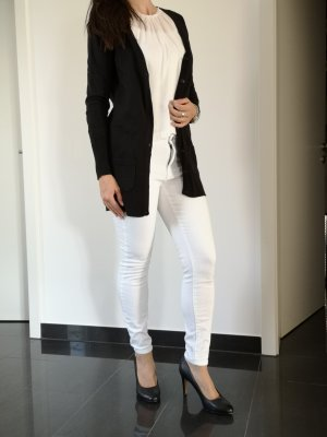 Long Cardigan schwarz