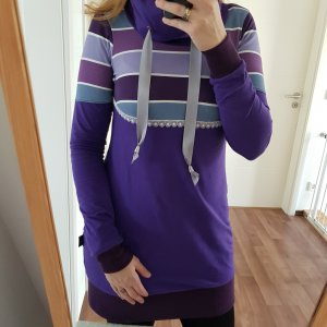 Long Sweater lilac