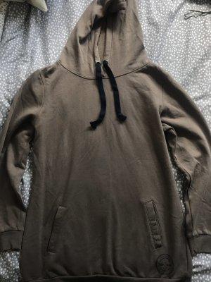 Long-Kapuzensweatshirt