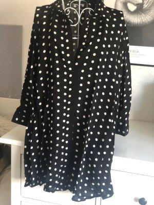 Long Obersized Bluse/ Kleid