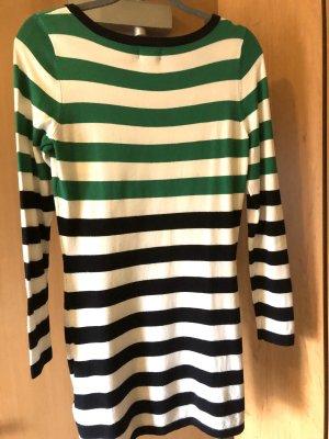 Amy Vermont Długi sweter Wielokolorowy