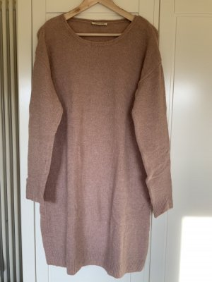Pieces Sweater Dress pink