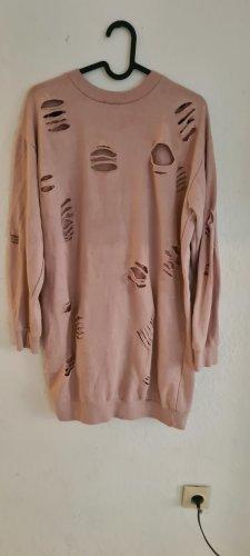 Sweater Dress light pink