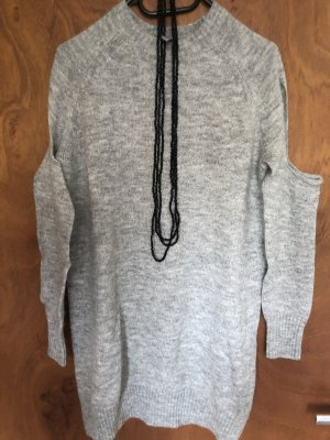 H&M Divided Long Sweater grey