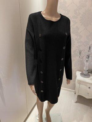 Finery Długi sweter czarny