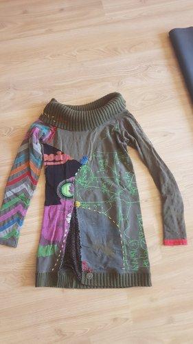 Long Pullover / Minikleid