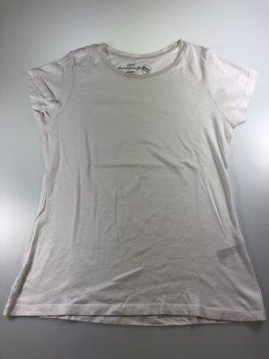 H&M Camicia lunga bianco