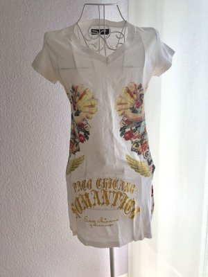 Christian Audigier T-shirt bianco