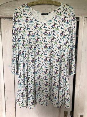 Long Shirt Mini Kleid