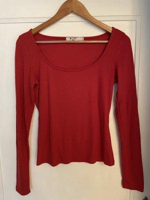Nakd Shirt Blouse red-dark red