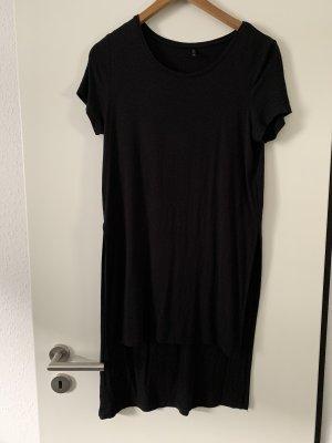 Long Shirt Vero Moda Schwarz Gr. XS mit Schlitzen