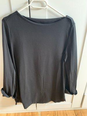 Long sleeve schwarz