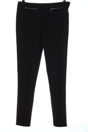 Long Tall Sally Pantalón de tubo negro estilo «business»