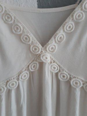 Long Top natural white