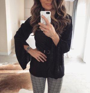 Zara Camicetta lunga nero