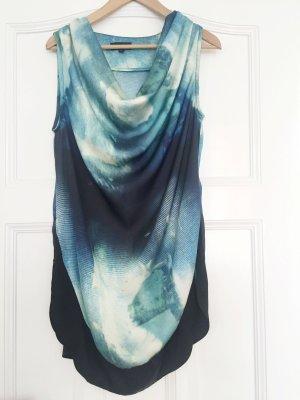 Snob Lange top veelkleurig Polyester