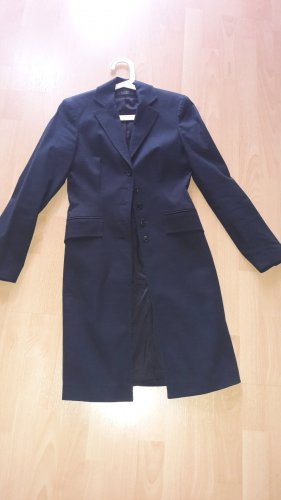 Bernd Berger Frock Coat black cotton