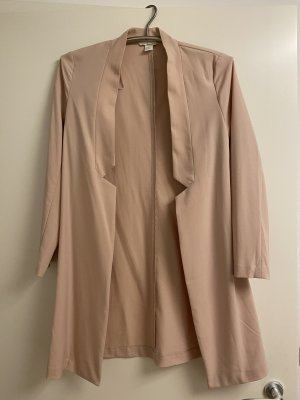 H&M Long Blazer pink