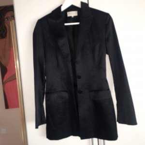 Hennes Collection by H&M Blazer largo negro