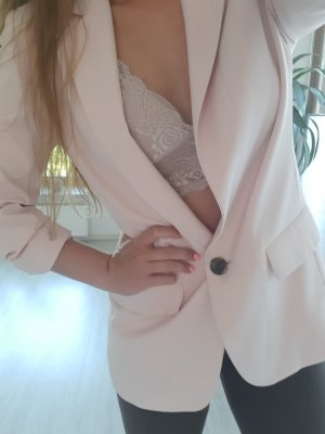 Longblazer in rose