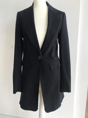 Longblazer Mantel Jerseyblazer Blonde Nr 8 schwarz 34 Neu