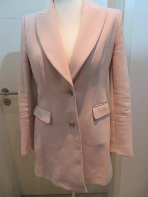 Zara Lange blazer rosé
