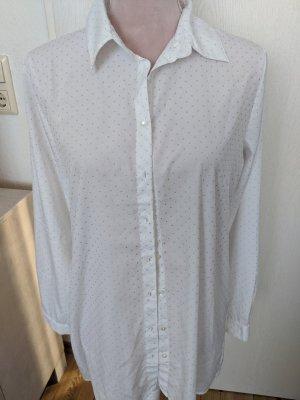 Long Blouse white polyester