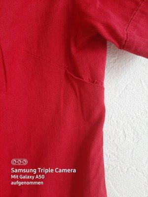 .12 puntododici Blusa larga rojo