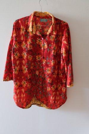 Antica Sartoria Long Blouse multicolored polyester