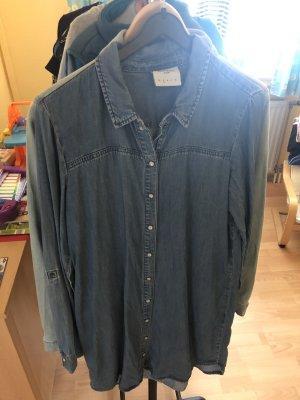 Vero Moda Jeans blouse korenblauw